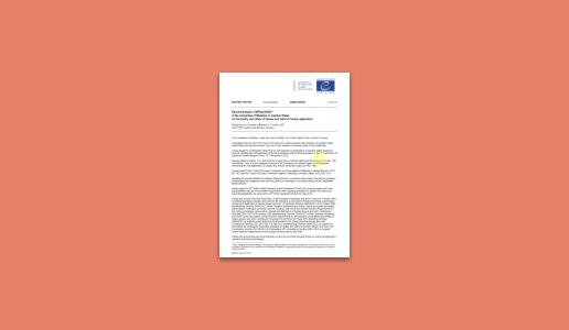 Recommendation CM/Rec(2020)51 of the Committee of Ministers to member States on the quality and safety of tissues and cells for human application